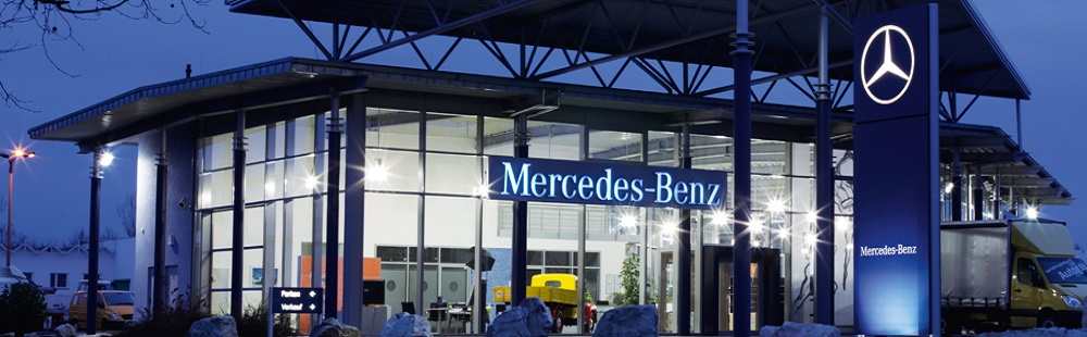 Mercedes-Benz of Stoke